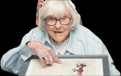 Disney Legend Ruthie Thompson Celebrates 110th Birthday With a Fundraiser That's Dear to Her Heart
