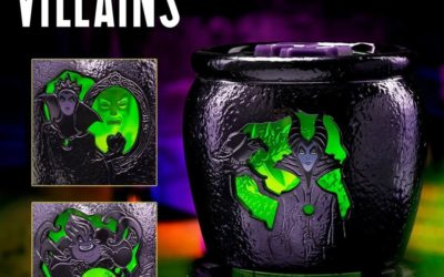 Scentsy Releasing New Disney Villains and Nightmare Before Christmas Products October 1st