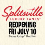 Splitsville Luxury Lanes to Reopen at Disney Springs on July 10