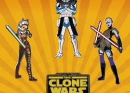 Star Wars: The Clone Wars 4-Piece Limited Edition Pin Set Now Available from Entertainment Earth
