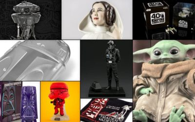 Star Wars Reveals Pre-Order and SDCC Exclusive Merchandise