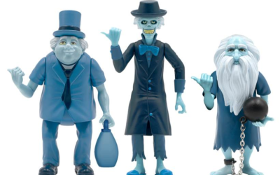 Hitchhiking Ghosts Arrive on Super 7 for Spectacular Stay-at-home-ic-con Special