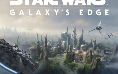 """The Art of Star Wars: Galaxy's Edge"" Coffee-Table Book Announced by Lucasfilm Publishing"