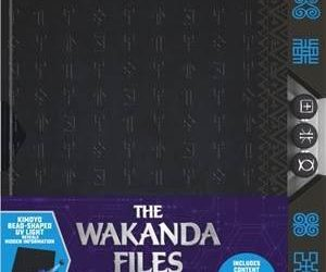 "Epic Ink to Publish ""The Wakanda Files"" Inspired by the Marvel Cinematic Universe"