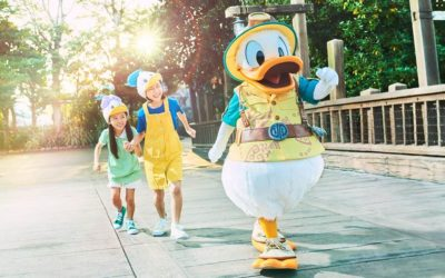 Tokyo Disney Resort Cancels Seasonal Programs and Events Through Spring 2021