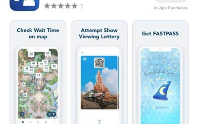Tokyo Disney Resort App Now Available in English from US App Stores