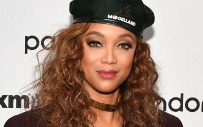 """Tyra Banks Named New Host, Executive Producer of """"Dancing with the Stars"""""""