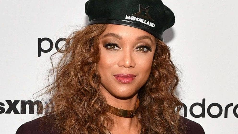 Tyra Banks Named New Host Executive Producer Of Dancing With The Stars