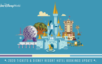 Walt Disney World To Resume Ticket Sales and Disney Resort Bookings Tomorrow