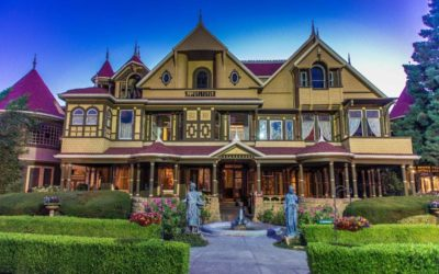 Winchester Mystery House to Reopen July 13 with Self-Guided Tours