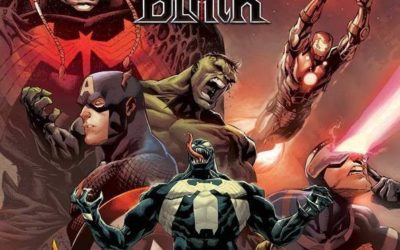 """Donny Cates Announces """"King In Black"""" as Next Chapter in Venom Storyline"""