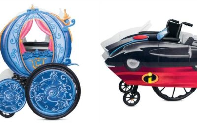 shopDisney Launches New Collection of Adaptive Costumes and Wheelchair Covers
