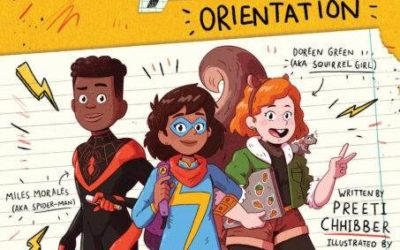 "Book Review - Marvel's ""Avengers Assembly #1: Orientation"" by Preeti Chhibber"
