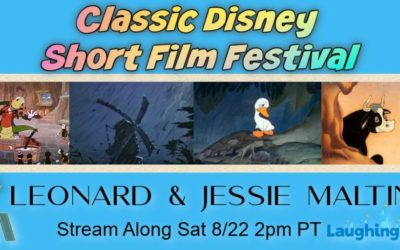 Classic Disney Short Film Festival: Silly Symphonies with Leonard and Jessie Maltin