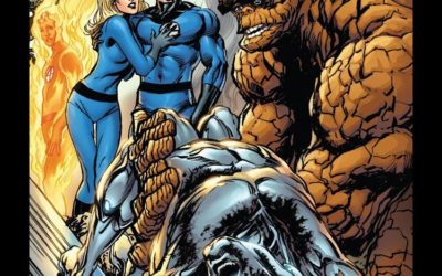 "Comic Review - ""Fantastic Four: Antithesis #1"""