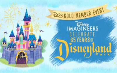 D23 Disneyland 65th Anniversary