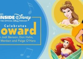 D23 to Host Video Edition of Inside Disney Podcast to Celebrate Magic and Music of Howard Ashman