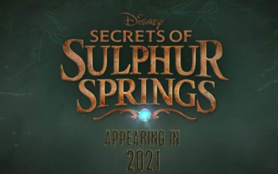 "Disney Channel Shares Teaser for ""Secrets of Sulphur Springs"""