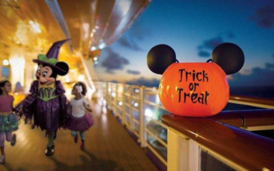 "Disney Cruise Line Extends Pause of U.S. Sailings Through October 31st, Canceling ""Halloween on the High Seas"""