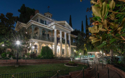 """Disney Hires Katie Dippold to Write Script for New """"Haunted Mansion"""" Movie"""