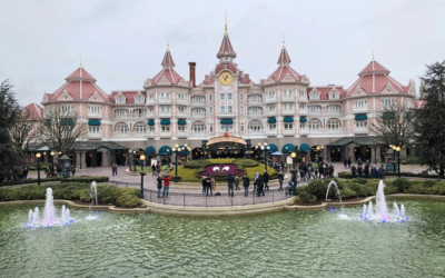 Disneyland Paris Closing One Resort Early, Reopening Disneyland Hotel on December 8th