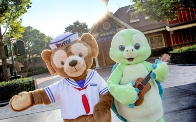 Shanghai Disney Resort Announces Autumn Celebrations, Duffy Month, Debut of 'Olu Mel