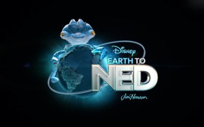 "Disney+ Shares First Trailer, Poster for The Jim Henson Company's ""Earth to Ned"""