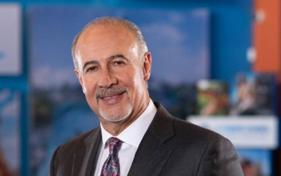 George Aguel, President and CEO of Visit Orlando to Retire