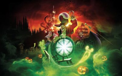 Halloween Festivities Descend on Disneyland Paris Resort September 26-November 1
