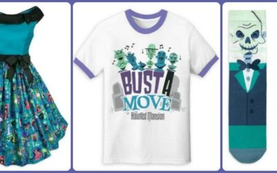 Haunted Mansion Merchandise to Die for on shopDisney