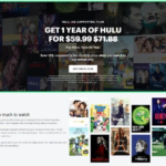 Hulu Now Offering Annual Subscription Savings Deal For Ad-Based Subscribers