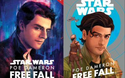 "Interview: Author Alex Segura Discusses His New Novel ""Star Wars: Poe Dameron - Free Fall"""