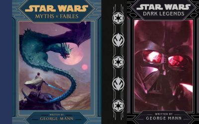 "Interview - Author George Mann Discusses His New Short Story Collection ""Star Wars: Dark Legends"""