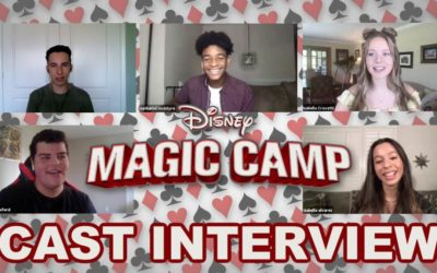 """Interview with the Cast of Disney's """"Magic Camp"""""""