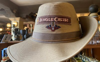 New Jungle Cruise Skipper Hat for Sale at Disney World
