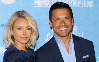 "Kelly Ripa, Mark Consuelos to Produce ""Mexican Gothic"" Series for Hulu"