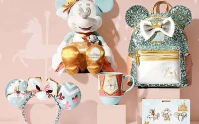 """""""King Arthur Carrousel"""" Series from Minnie Mouse: The Main Attraction Collection Coming August 11"""