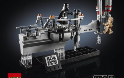 "LEGO Star Wars Bespin Duel Building Set Will Let Fans Recreate Iconic ""The Empire Strikes Back"" Scene"