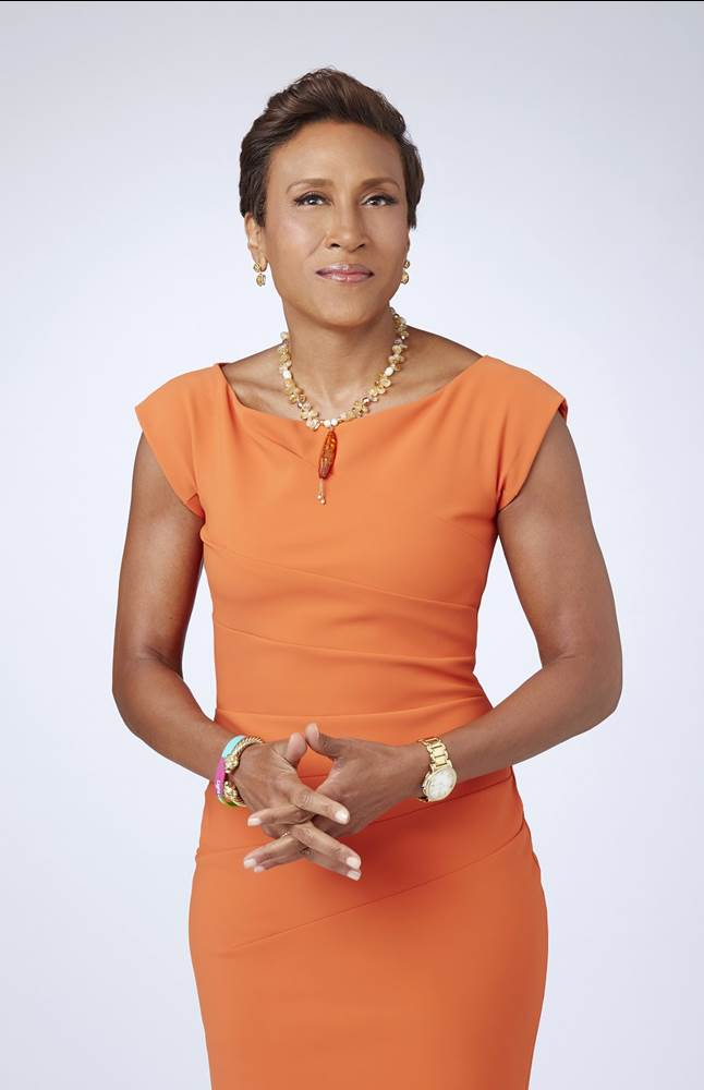 "Lifetime Extends Partnership with Robin Roberts With Four Picture Deal, Greenlights New Movie, ""Robin Roberts Presents: The Mahalia Jackson Story"""