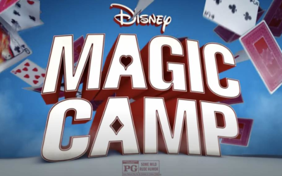 """Poof! Disney Shares Official Trailer for """"Magic Camp"""""""