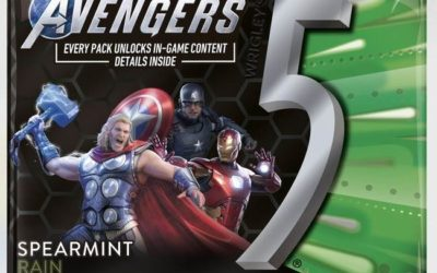 "Mars Wrigley Partners With Square Enix And Crystal Dynamics To Bring Special Digital Content To ""Marvel's Avengers"" Fans"
