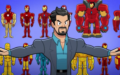 Marvel Looks at Iron Man's Top 10 Costumes