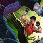 "Marvel Shares Cover for ""Shang-Chi #1"""