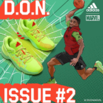 Marvel x Adidas D.O.N. Issue #2 Spidey Sense Coming August 28th