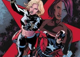 """Marvel's """"Widowmakers: Red Guardian and Yelena Belova"""" and """"Taskmaster"""" to Hit Stands in November"""