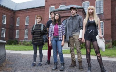 "Movie Review - ""The New Mutants"""