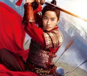 """Mulan"" Approved for Theatrical Release in China"