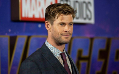 "National Geographic Announces Next Year's ""Sharkfest"" Headliner ""Shark Beach"" Starring Chris Hemsworth"