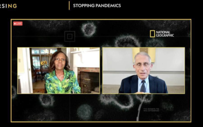 Stopping Pandemics: National Geographic and ABC News Host Dr. Anthony Fauci For an Important Live Conversation