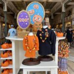 New Halloween Merchandise Materializes at Magic Kingdom's Emporium at Walt Disney World